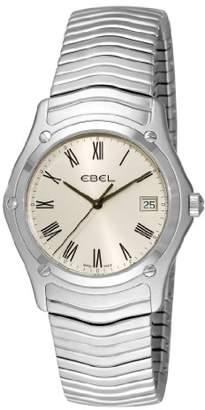 Ebel Men's 9255F41/6125 Classic Roman Numeral Dial Watch