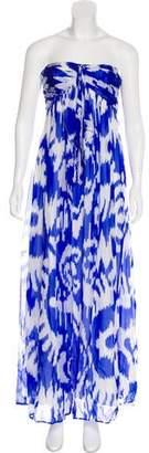 Jenni Kayne Structured Maxi Dress