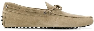Tod's suede Gommino driving shoes