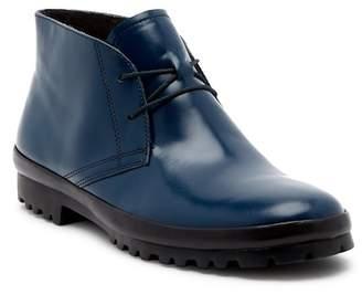 Camper Pegaso Leather Lug Boot