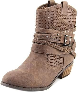 Not Rated Van De Vort Women US 10 Brown Mid Calf Boot