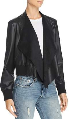 French Connection Anabelle Faux-Leather Jacket