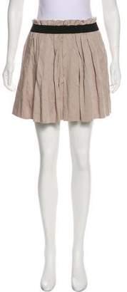 Etoile Isabel Marant Pleated Mini Skirt