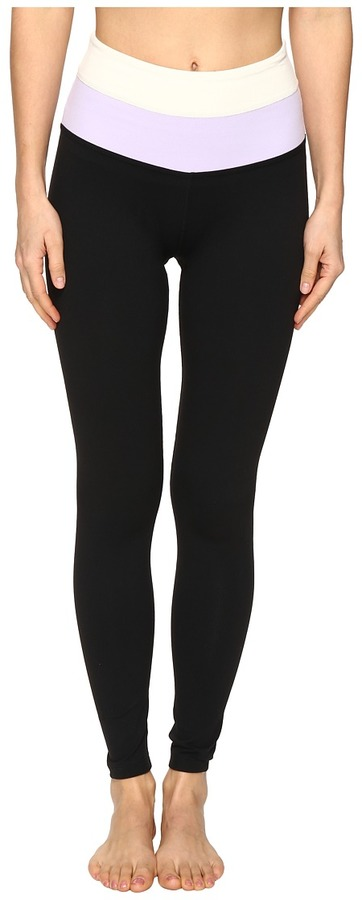 Kate Spade New York x Beyond Yoga - Blocked High Waist Leggings Women's Casual Pants