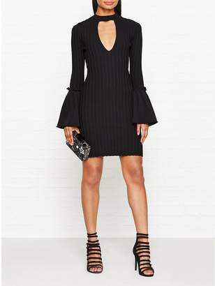 C/Meo COLLECTIVE Mind Reader Knitted Dress