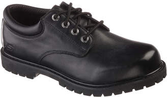Skechers Cottonwood Elk Mens Work Oxford Shoes