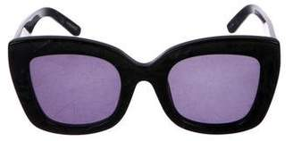 House of Holland Edith Tinted Sunglasses