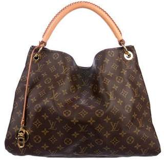 f716612cfbc Pre-Owned at TheRealReal · Louis Vuitton Monogram Artsy MM