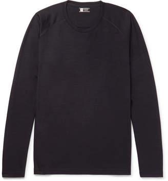 Z Zegna Techmerino Wool T-Shirt