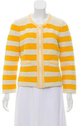 Sonia Rykiel Striped Wool Blazer