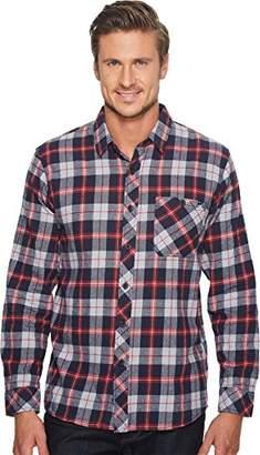 Rip Curl Men's Teller Long Sleeve Flannel