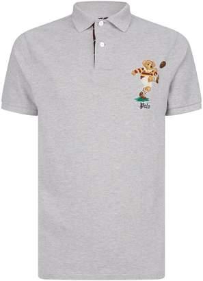 Polo Ralph Lauren Rugby Polo Bear Polo Shirt