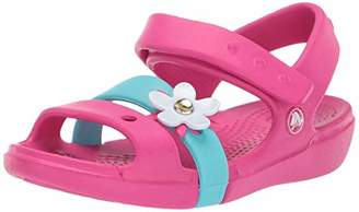 Crocs (クロックス) - [クロックス] サンダル キーリー ガールズ Candy Pink 12 cm