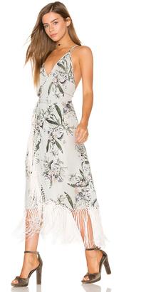 Cleobella Zinnia Wrap Dress $195 thestylecure.com