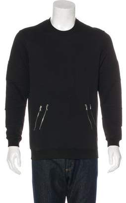 Markus Lupfer Zip-Accented Sweatshirt