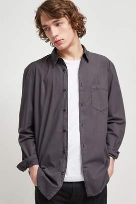 Fcus Garment Dye Poplin Shirt