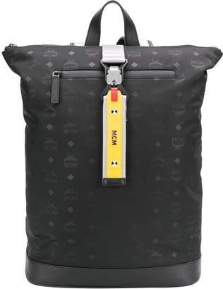 MCM Resnick monogram backpack