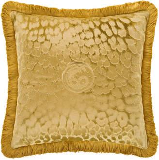 Roberto Cavalli Sigillo Cushion - 60x60cm - Gold