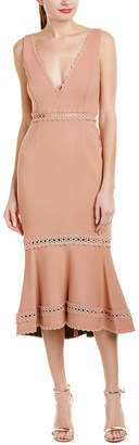 Nicholas Midi Dress