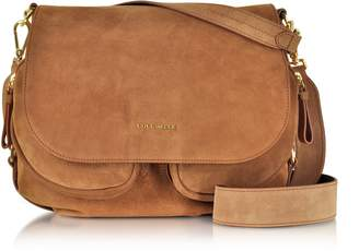 Coccinelle Janine Suede Shoulder Bag
