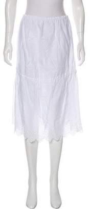 Heidi Klein Knee-Length Linen Skirt