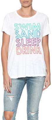 Chaser Printed Tee