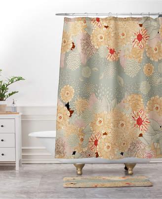 Deny Designs Iveta Abolina Purple Navajo Bath Mat Bedding