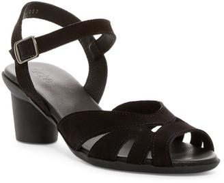Arche Elewa Ankle Strap Sandal $355 thestylecure.com
