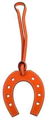 Hermes Paddock Horseshoe Bag Charm