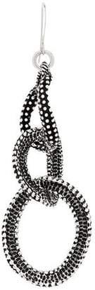 The Kooples Link Drop Earrings