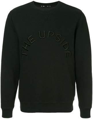 The Upside basic logo sweatshirt