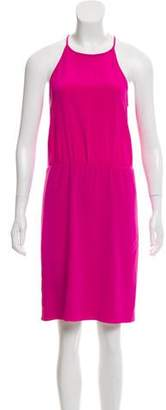 Tibi Silk A-Line Dress