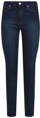 Paige Margot High Rise Skinny Whisker Jeans