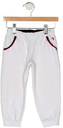 Ferrari Boys' Two Pockets Straight-Leg Sweatpants
