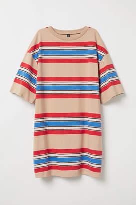 H&M T-shirt Dress - Beige
