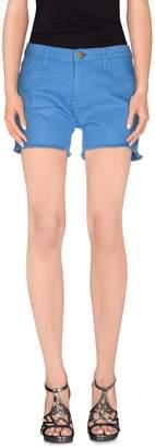 Shine Denim shorts