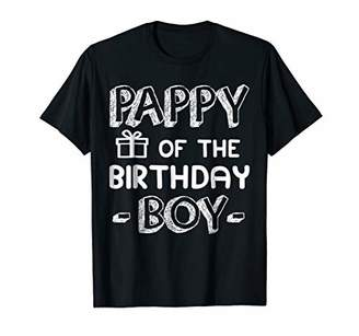Pappy of the Birthday Boy T-shirt Kids Men Gifts