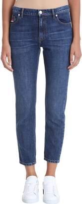 Kenzo Straight Leg Mom Jeans