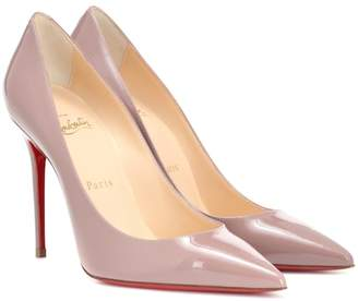 Christian Louboutin Décolleté 554 100 leather pumps
