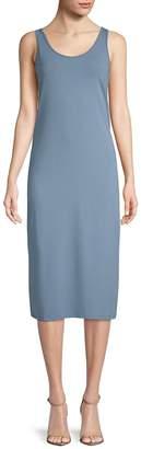 Joan Vass Women's Classic Tank Dress