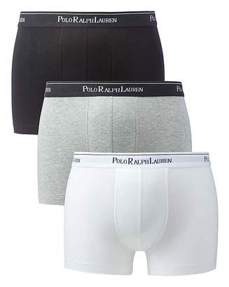 Polo Ralph Lauren 3 Pack Stretch Trunks