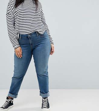 Levi's Plus 314 Shaping Straight Leg Jean