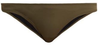 Solid & Striped The Sadie Bikini Briefs - Womens - Khaki