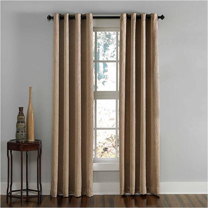 CHFChf Lenox Grommet-Top Curtain Panel