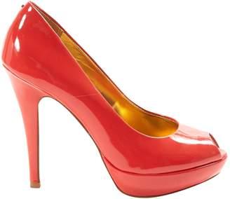 Ted Baker Orange Patent leather Heels