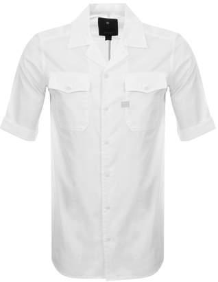 G Star Raw Landoh Shirt White