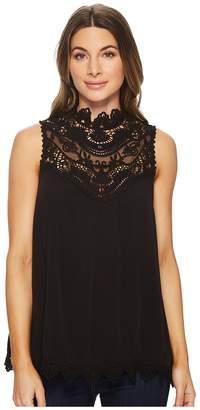 Stetson 1580 Rayon Twill Tank Top Women's Clothing