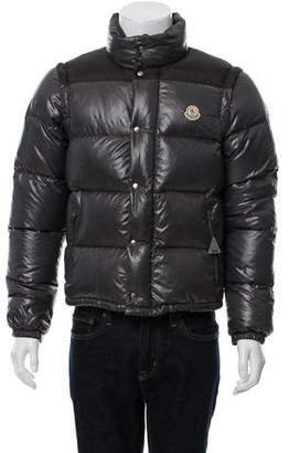 Moncler Andersen Convertible Down Jacket