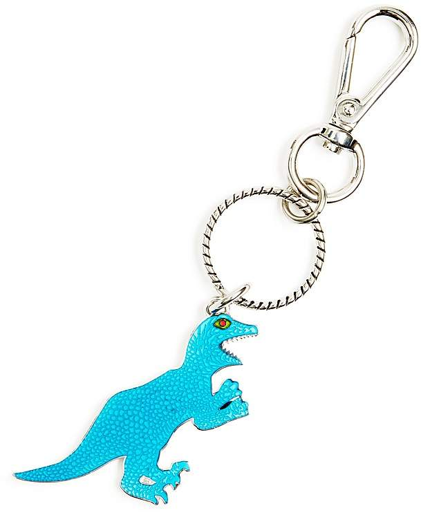 Paul Smith Dinosaur Enamel Keychain
