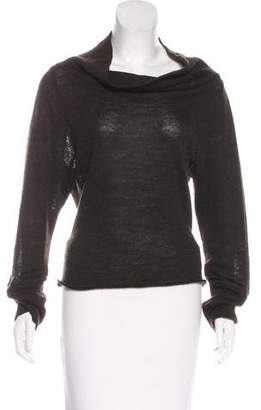 CNC Costume National Cowl Neck Sweater